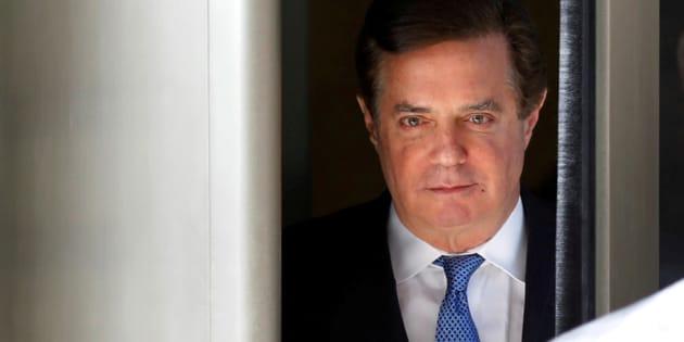 Paul Monafort, exjefe de campaña de Trump, es condenado a casi 4 años de cárcel