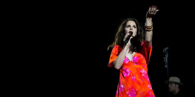 """Lana Del Rey furieuse que """"Lust for life"""", son nouvel album, fuite avant sa sortie officielle"""