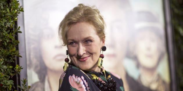 Meryl Streep qui sera en tête d'affiche du prochain long métrage du réalisateur américain Steven Soderbergh