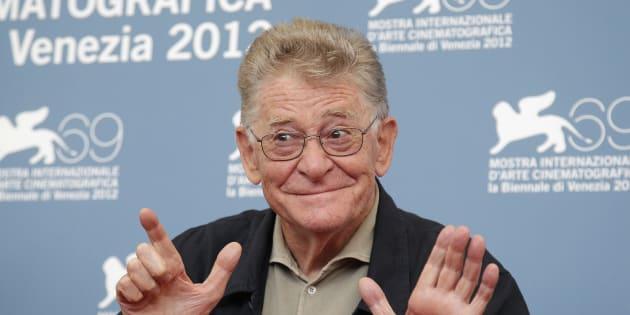 Ermanno Olmi, cinéaste italien Palme d'or du festaival de Cannes, est mort