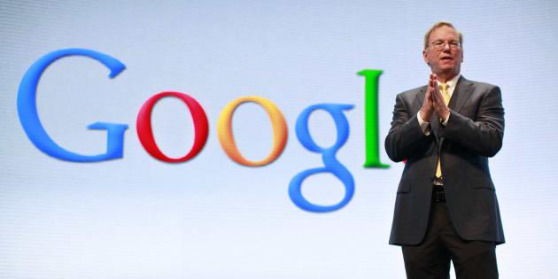 Eric Schmidt, président de la maison-mère de Google, quitte ses fonctions