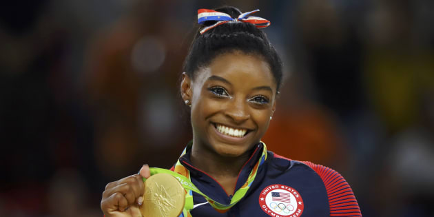 Simone Biles, quadruple championne olympique à Rio, révèle avoir été abusée sexuellement par l'ancien médecin de l'équipe US.