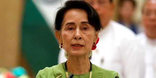 Aung San Suu Kyi a préféré renoncer à sa visite plutôt que de répondre aux questions de l'ONU.