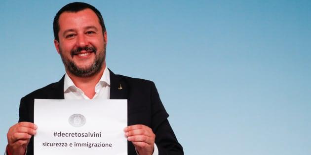 Salvini rischia di fare un favore alle mafie