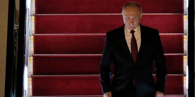 Russia 2018, Putin: