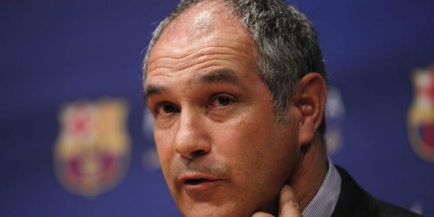 Andoni Zubizarreta nommé directeur sportif de l'Olympique de Marseille