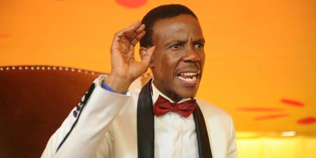 Prophet Paseka 'Mboro' Motsoeneng.