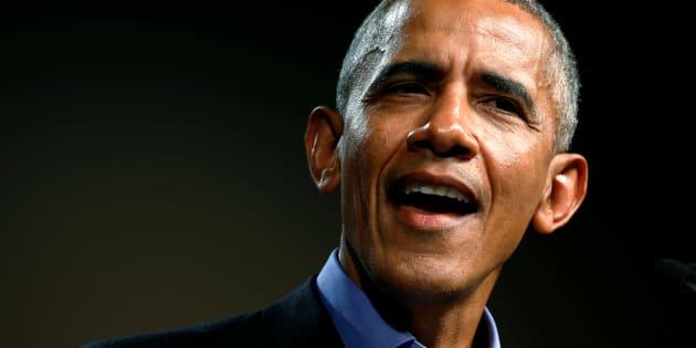 バラク・オバマ前大統領