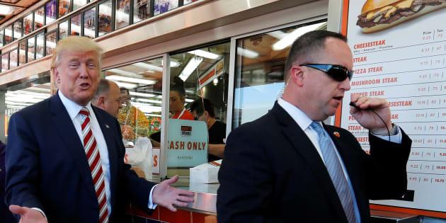 Selon la CIA, Kim Jong-un pourrait faire un geste en direction de Trump... en ouvrant un fast-food à Pyongyang.