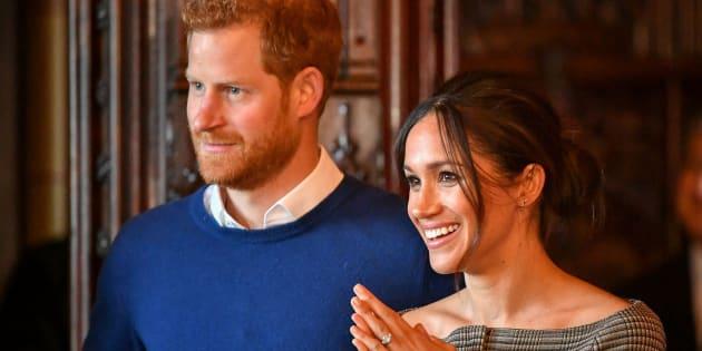 Le mariage du prince Harry et de Meghan Markle se précise.