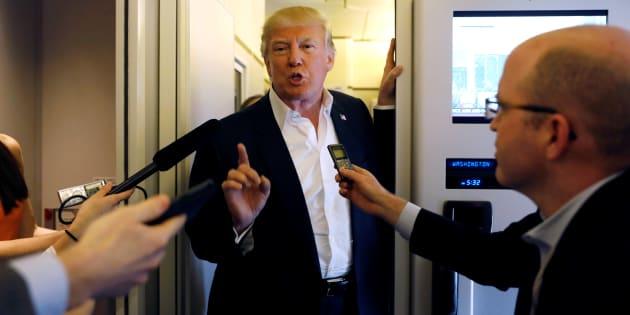 Donald Trump ment tellement que personne ne pourra plus le croire, même s'il dit la vérité