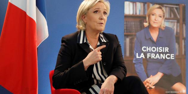 Pide Hollande defender a Francia de Le Pen