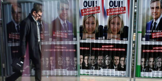 Quel que soit le futur Président, voici à quoi pourrait ressembler la France d'après. REUTERS/Gonzalo Fuentes