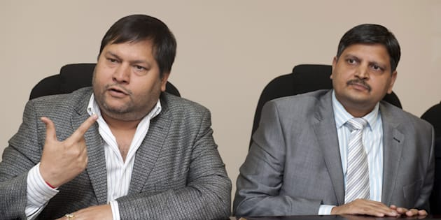 Guptas selling mining unit Tegeta