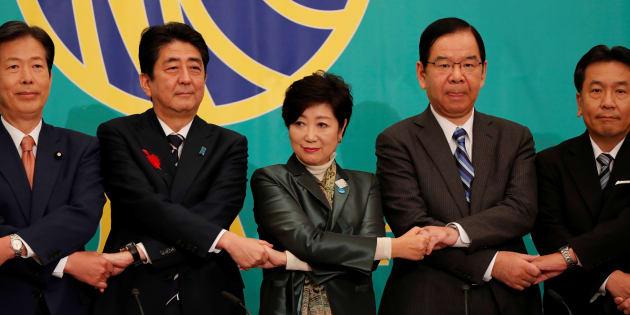 日本の政治家はトランプ大統領か...