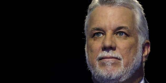 Quebec Premier Philippe  Couillard said fighting terrorism is a responsibility that must be shared by everyone, including Muslims.