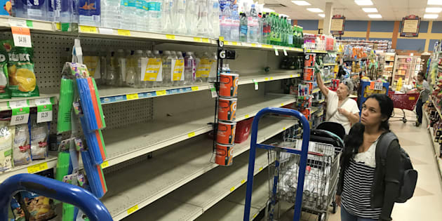Un animateur radio américain croit que l'ouragan Irma fait partie d'une conspiration.