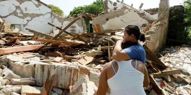 Ya son 90 muertos por terremoto en México