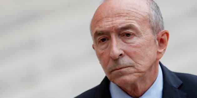 Gérard Collomb répond aux policiers, et annonce une hausse de budget