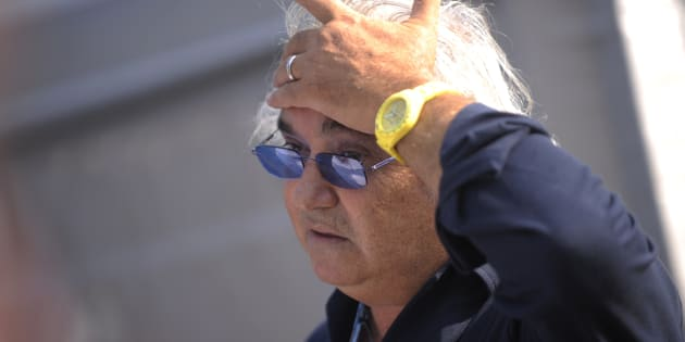 Briatore - Gregoraci: