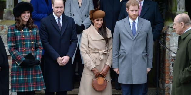 """Et il est clair que l'arrivée de Meghan Markle dans la famille va apporter sa contribution, à la fois à la story royale et à la modernisation de la marque """"The Royal Familiy""""."""