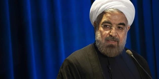 """""""Nous accueillons les critiques"""": Rohani calme le jeu en Iran"""