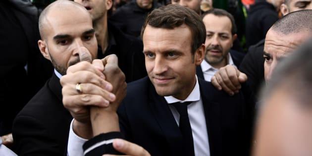 Emmanuel Macron, le Peter Pan de la politique.