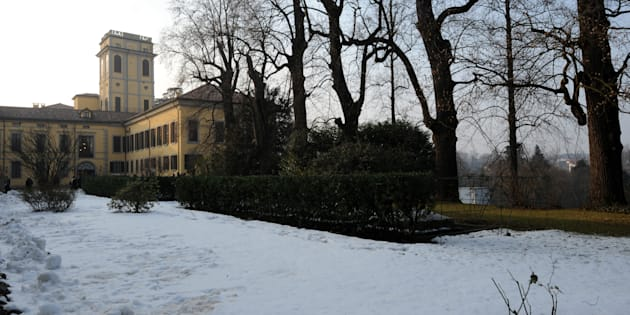 This picture taken on February 8, 2010 in Lesmo, near Monza, shows Italian Prime Minister Silvio Berlusconi's new residency, Villa Gernetto. AFP PHOTO / GIUSEPPE CACACE (Photo credit should read GIUSEPPE CACACE/AFP/Getty Images)