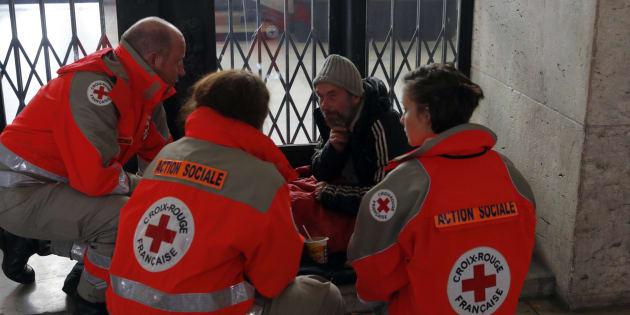 En quoi mes maraudes avec la Croix-Rouge m'ont aidée à trouver ma voie professionnelle.