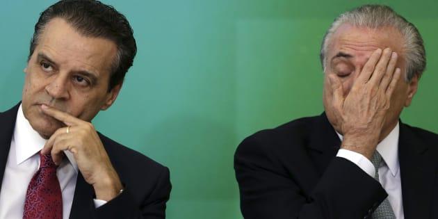 Henrique Eduardo Alves sempre fez parte do núcleo de confiança do presidente e pediu demissão em junho do ano passado.