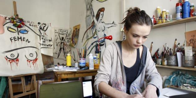 È stata trovata morta Oksana Shachko, la cofondatrice di Femen