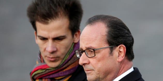 Gaspard Gantzer, le conseiller presse de Hollande, investi candidat En Marche!