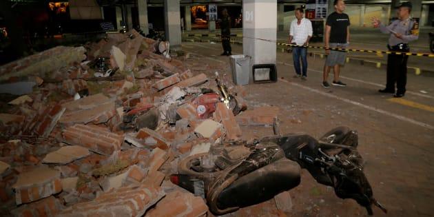 Indonesia, terremoto magnitudo 7.0: almeno tre morti e ingenti danni