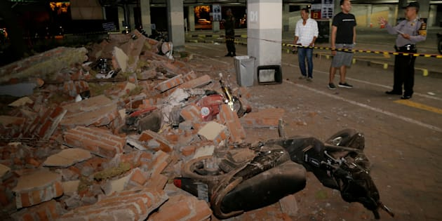Terremoto in Indonesia: scossa di magnitudo 7 a est di Bali