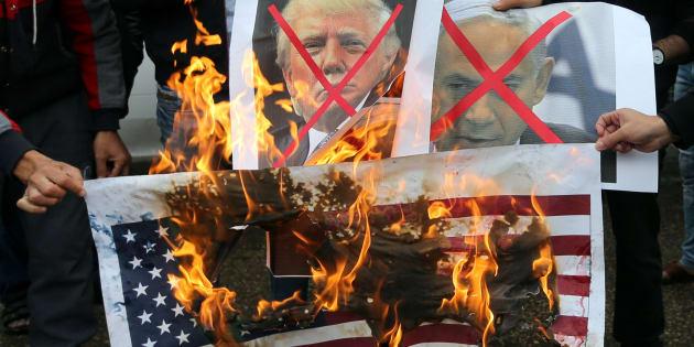 Ambasciata Usa a Gerusalemme: Ambasciata Palestina in Italia,
