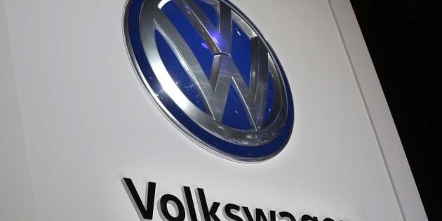 Le logo de la marque Volkswagen. (Photo d'illustration)