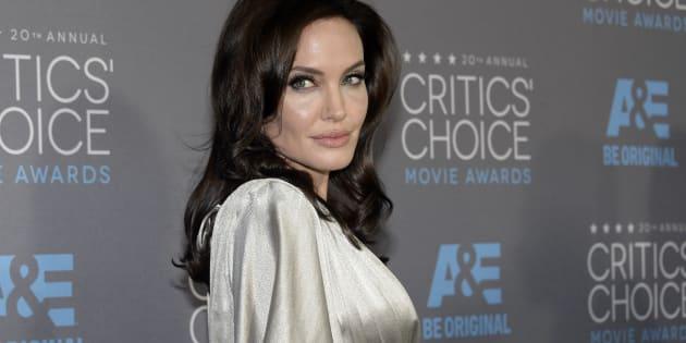 Angelina, qui tient son célèbre prénom de son arrière-grand-mère québécoise, Angélina Leduc.