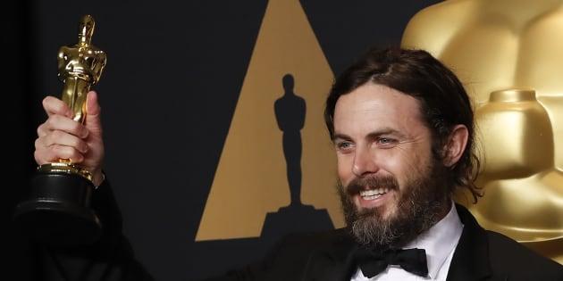 """Casey Affleck venceu Oscar de Melhor Ator em 2017 por """"Manchester à Beira Mar""""."""