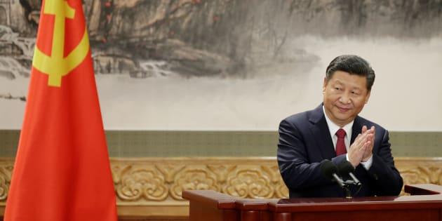 Chine : Xi Jinping réélu à la tête du Parti Communiste Chinois pour cinq ans de plus.