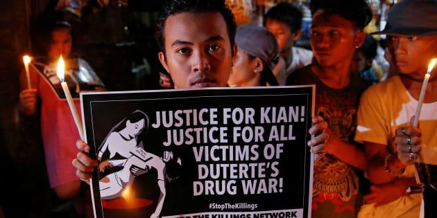 Duterte pregunta al jefe de agencia de DDHH: ¿Es usted pedófilo?