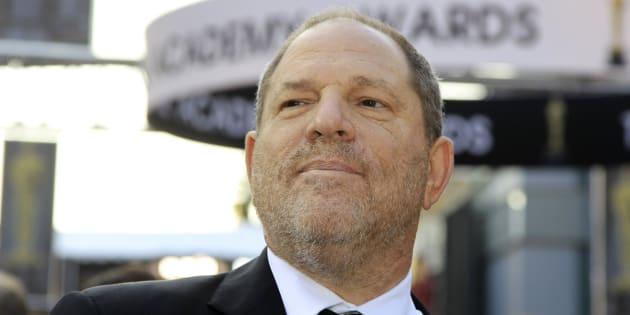 Même des femmes comme Angelina Jolie et Gwyneth Paltrow n'ont pas réussi à briser la loi du silence (Harvey Weinstein 26 février 2012).