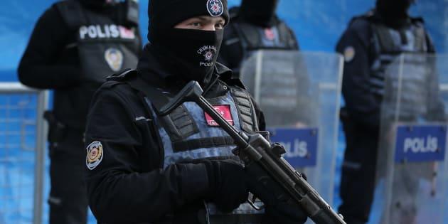 En Turquie, l'assaillant de l'attentat d'Istanbul toujours en fuite