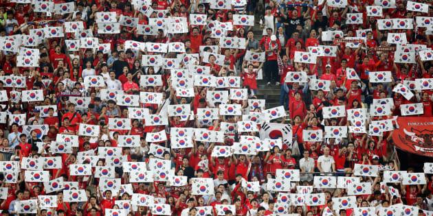"""""""C'est parce que j'ai vibré avec eux en 2002 que je savais que les Coréens allaient éliminer l'Allemagne"""""""