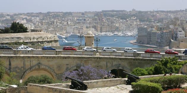 Bouygues, Total, Ikea... des multinationales épinglées pour évasion fiscale à Malte (ici, une photo de La Valette).