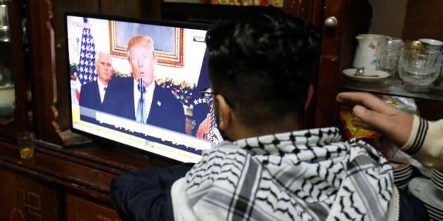 Comment Trump en est arrivé à déclarer Jérusalem capitale d'Israël.