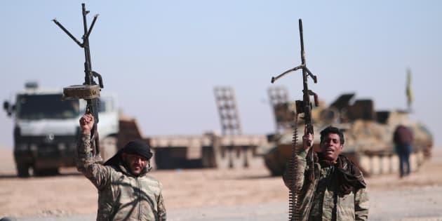 Resultado de imagen de la elección mortal a la que se enfrenta la población de Raqqa