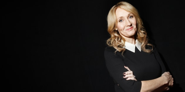 JK Rowling attends the 70th EE British Academy Film Awards (BAFTA) at Royal Albert Hall on February 12, 2017 in London, England.