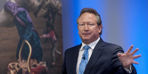 "Andrew ""Twiggy"" Forrest wants to go after big tobacco companies."