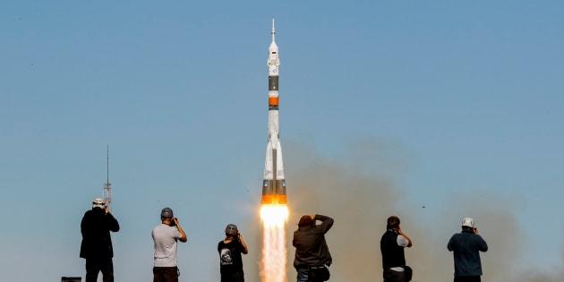 Riuscito l'atterraggio d'emergenza della navicella Soyuz: salvi gli ...