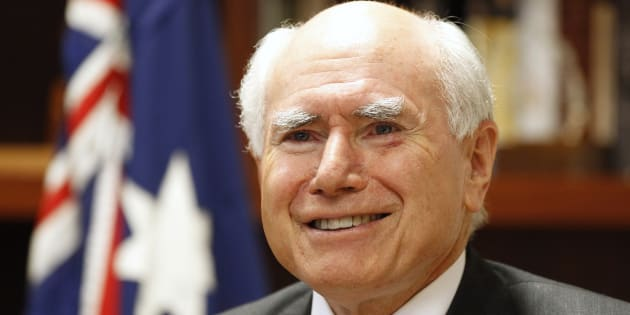 Former Prime Minister John Howard has launched his support for the 'No' campaign.
